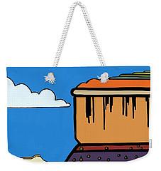 Gently Weeping Weekender Tote Bag