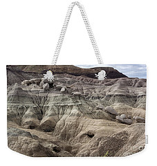 Weekender Tote Bag featuring the photograph Geology Lesson 2 by Melany Sarafis
