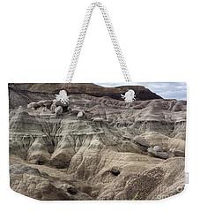 Geology Lesson 2 Weekender Tote Bag by Melany Sarafis