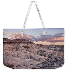 Weekender Tote Bag featuring the photograph Geology Lesson by Melany Sarafis