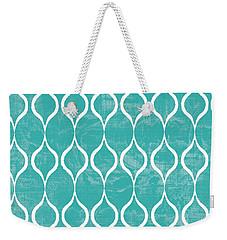 Geometric 3 Weekender Tote Bag