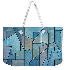 Geometric Abstraction IIi Weekender Tote Bag