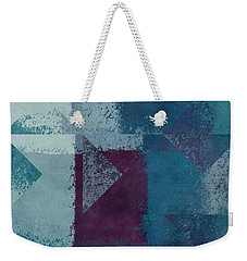 Geomix 03 - S122bt2a Weekender Tote Bag by Variance Collections