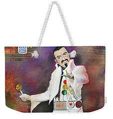 George Michael Gentlemen And Ladies Weekender Tote Bag