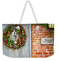 George Michaels Mill Cottage Weekender Tote Bag
