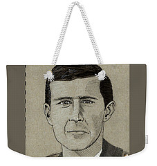George W. Bush Weekender Tote Bag