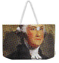 George Washington In Dots  Weekender Tote Bag
