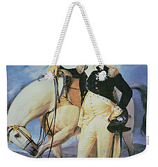 George Washington Weekender Tote Bag by John Trumbull