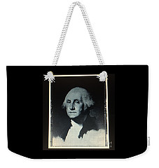 George Washington Weekender Tote Bag by Richard W Linford