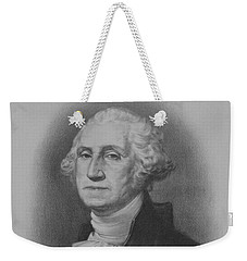 George Washington Weekender Tote Bag by War Is Hell Store