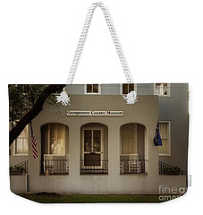 Georgetown County Museum South Carolina Weekender Tote Bag by Bob Pardue