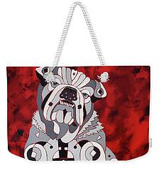 Georgia Bull Dog Weekender Tote Bag