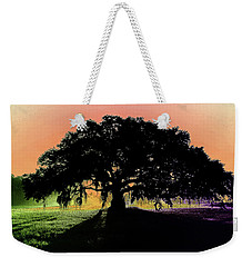Georgia In The Morning Weekender Tote Bag by David Pantuso