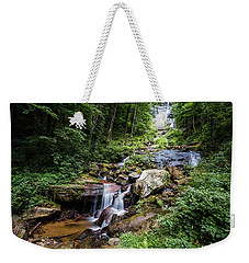 Georgia Mountain Stream Weekender Tote Bag