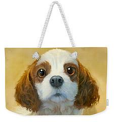 More Than Words Weekender Tote Bag