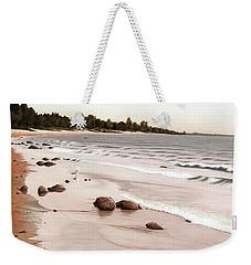 Georgian Bay Beach Weekender Tote Bag