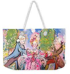 Georgian Charmers  Weekender Tote Bag by Judith Desrosiers