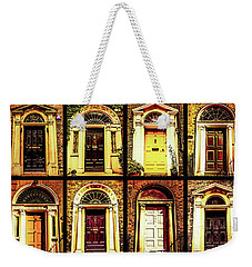 Georgian Doors Of Dublin 4 Weekender Tote Bag