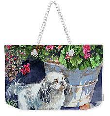 Georgie Weekender Tote Bag
