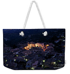 Weekender Tote Bag featuring the photograph Gerace by Bruno Spagnolo