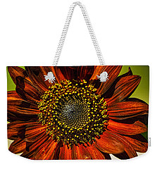 Gerber Daisy Full On Weekender Tote Bag