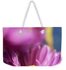 Gerber Daisy In Purple Weekender Tote Bag