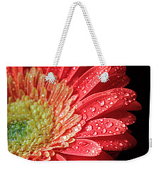 Gerbera Daisy Macro Weekender Tote Bag