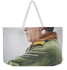 Gert Weekender Tote Bag by Tim Johnson