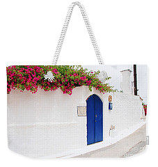 Gerti Brauner House On Agistri Weekender Tote Bag