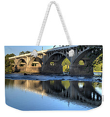 Gervais Street Bridge-1 Weekender Tote Bag