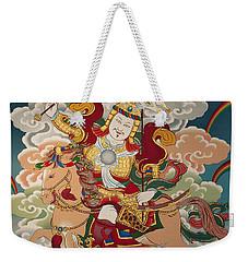 Gesar Gyalpo Weekender Tote Bag