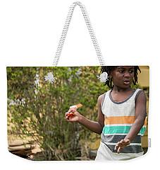 Get It Weekender Tote Bag