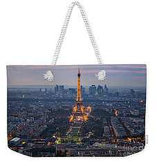 Get Ready For The Show Weekender Tote Bag