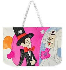 Get Ready To Marry  Weekender Tote Bag