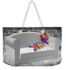 Get Up And Play Weekender Tote Bag