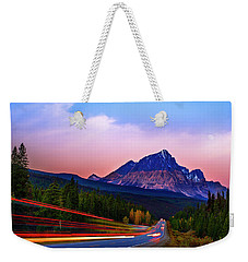 Get Your Motor Running Weekender Tote Bag
