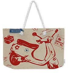 Getaway Weekend Weekender Tote Bag