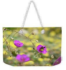 Getting Bee Love Weekender Tote Bag