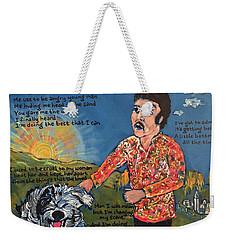 Getting Better Weekender Tote Bag