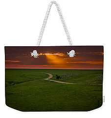 Getting Late Weekender Tote Bag