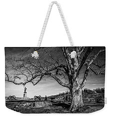 Gettysburg Below Little Round Top Weekender Tote Bag
