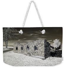 Gettysburg - Rose Farm Ruins Weekender Tote Bag