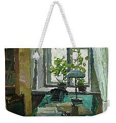 Geychenko's Cabinet Weekender Tote Bag