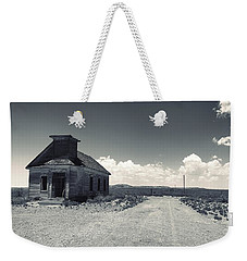 Ghost Church Weekender Tote Bag