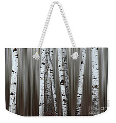 Ghost Forest 1 Weekender Tote Bag by Bob Christopher