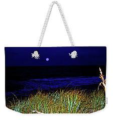 Ghost Moon Weekender Tote Bag
