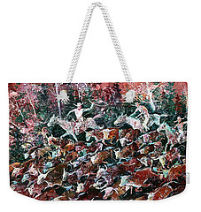 Ghost Riders Weekender Tote Bag