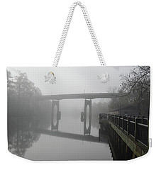 Ghost River Weekender Tote Bag