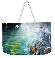 Ghost Ship 2 Weekender Tote Bag