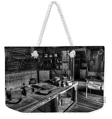 Ghost Town Kitchen Weekender Tote Bag